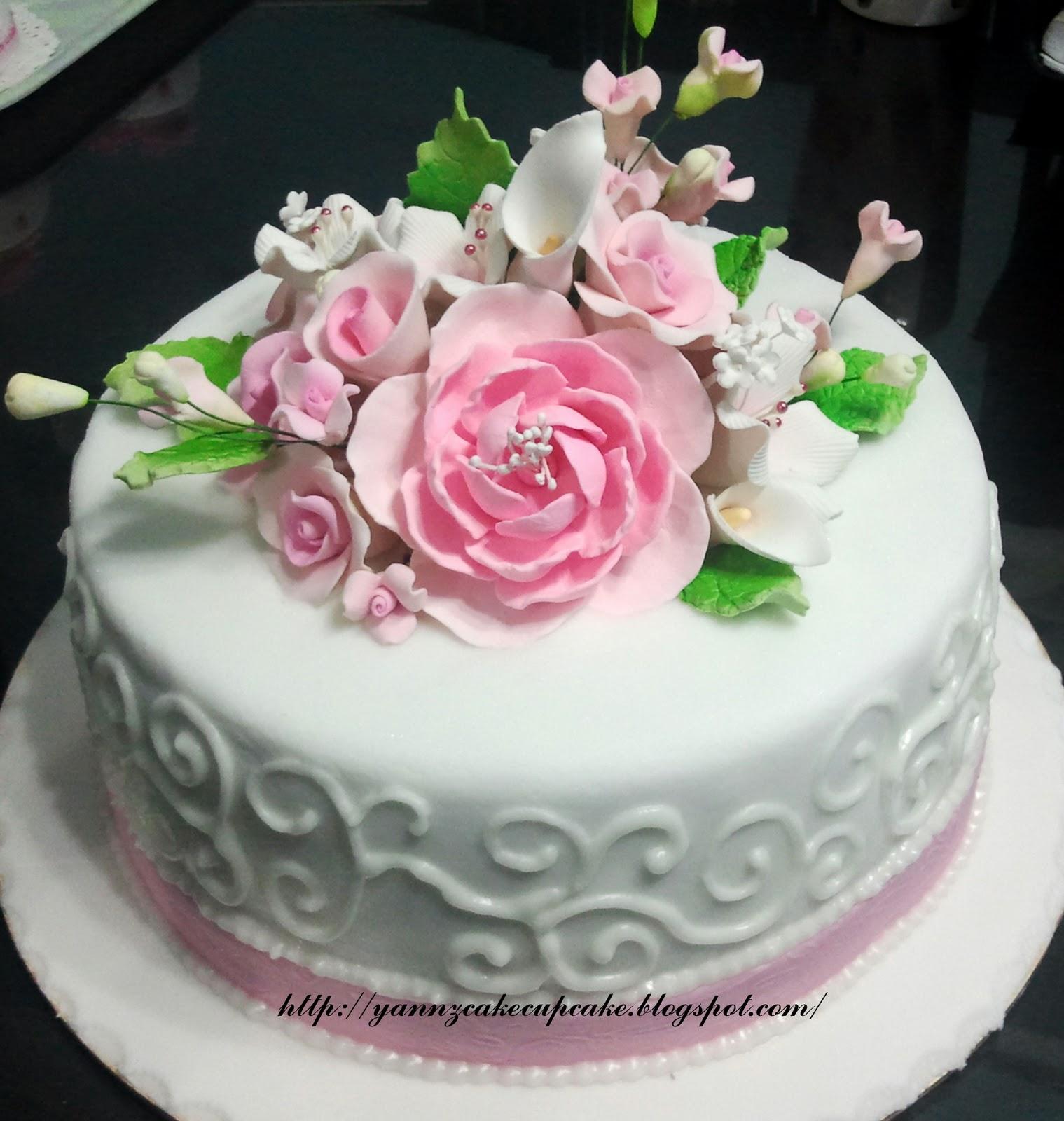 Mini cake : Aqiqah | yannzcakecupcakecom