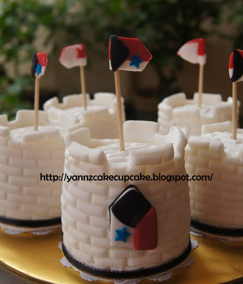mini cake birthday yannzcakecupcakecom