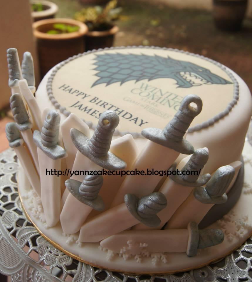 Lucky Cake Order