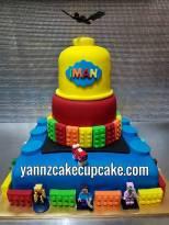 Lego 3 tier