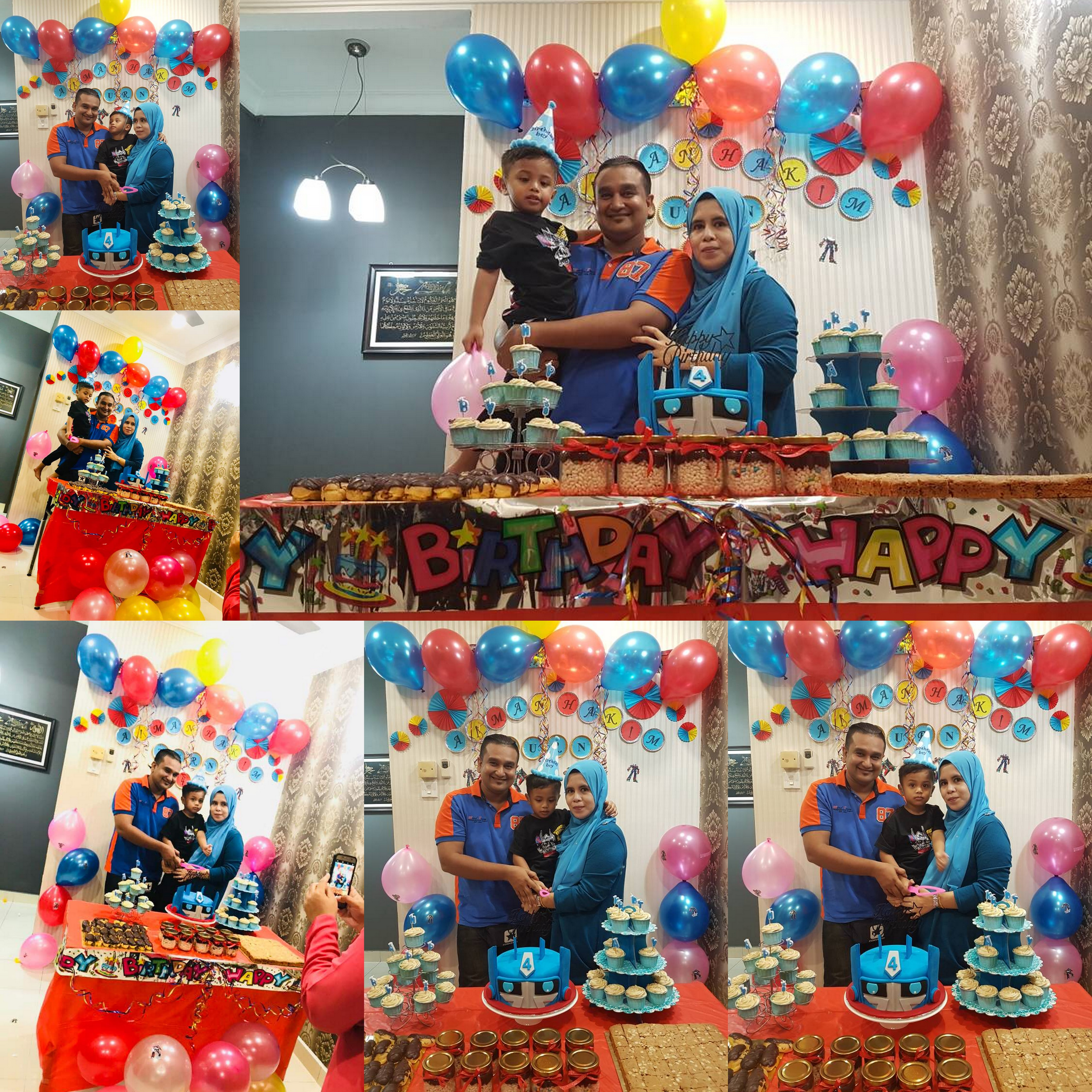 Aiman Hakim 4th Birthday2
