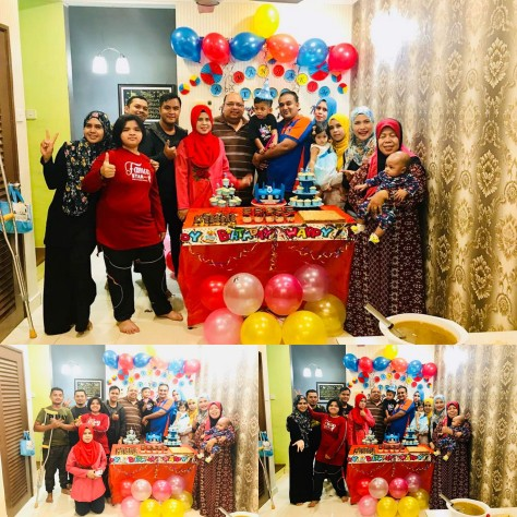Aiman Hakim 4th Birthday4