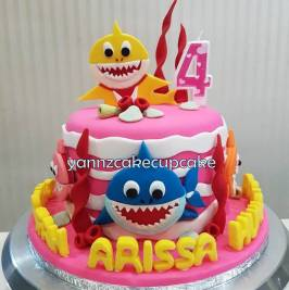 PinkFong shark do do do